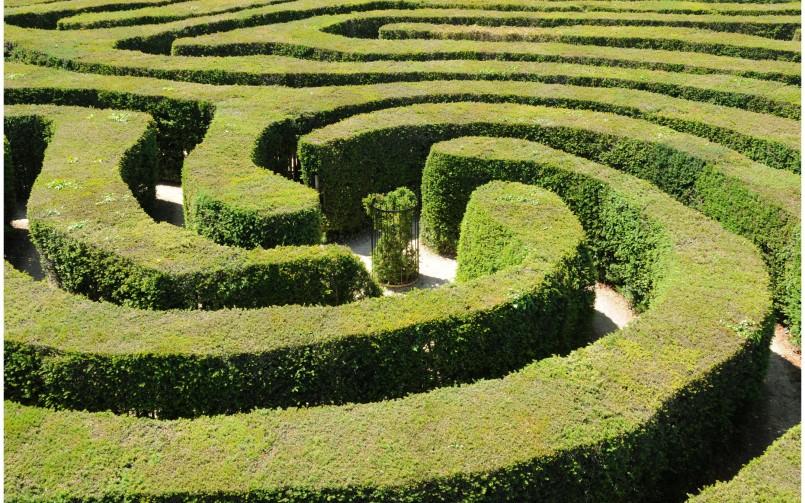 E se você acordasse em um labirinto?