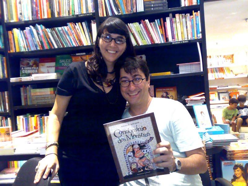casal literário: alex gomes e cris alhadeff