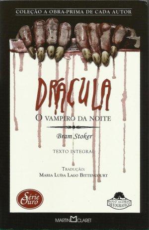 drácula, livros assustadores