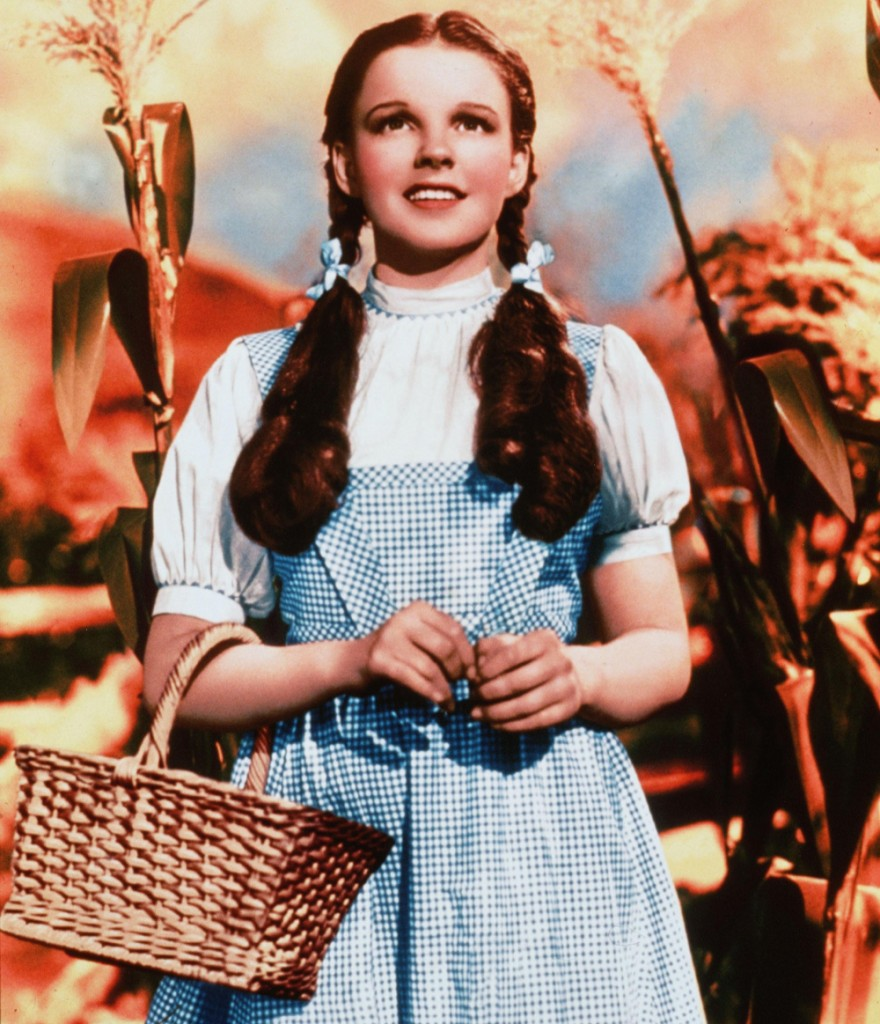 Dorothy, personagens básicos de Oz