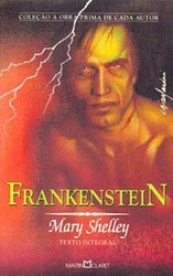 Frankenstein, livros assustadores