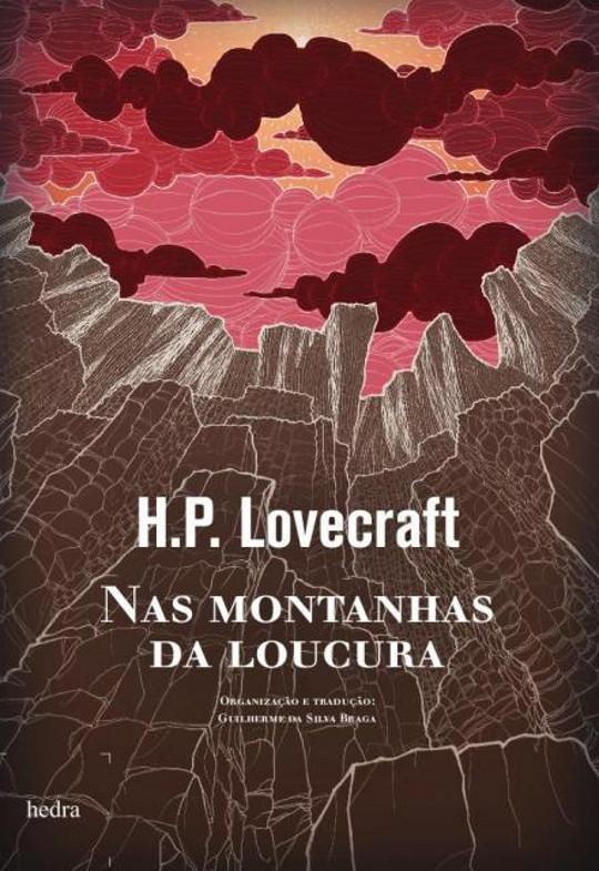 nas montanhas da loucura, livros assustadores