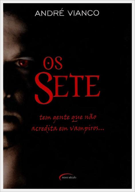 os sete, livros assustadores