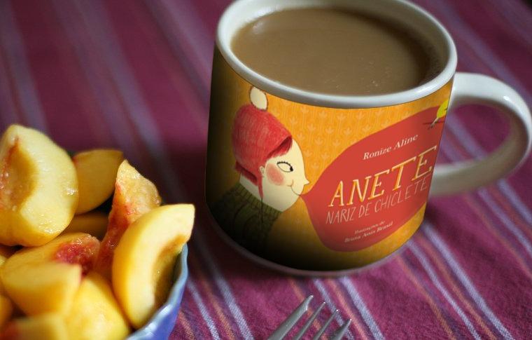 café da manhã Anete