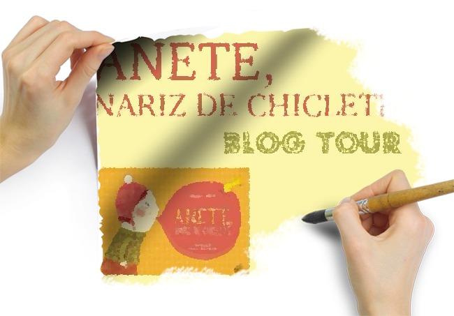 [blog tour] Bonfa convida Anete, nariz de chiclete