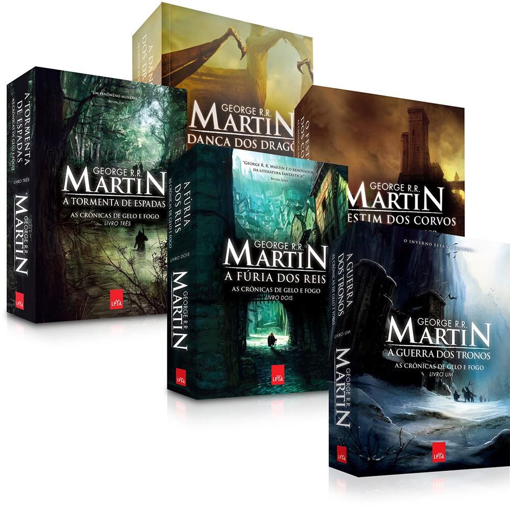 livro A Guerra dos Tronos, escrever fantasia