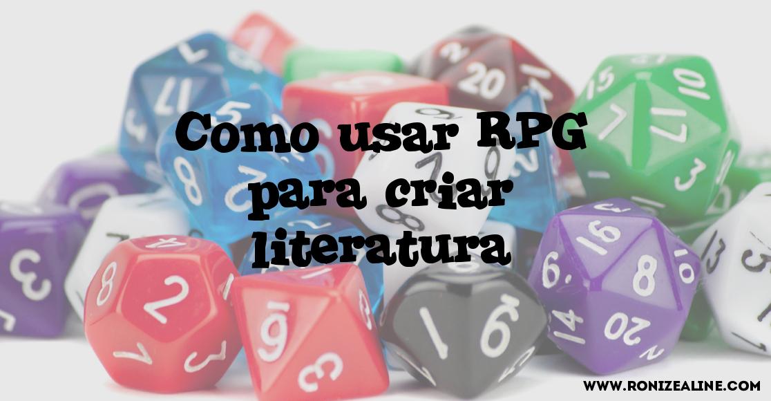 como usar RPG