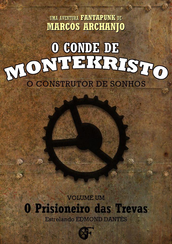 o conde de montekristo, cenário Fantapunk de RPG