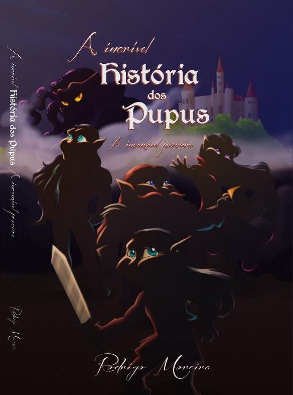 a incrível história dos pupus