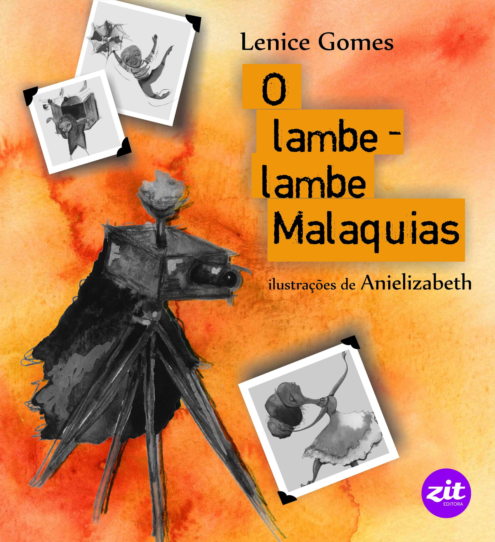 O Lambe-Lambe Malaquias, no Salão da Leitura de Niterói