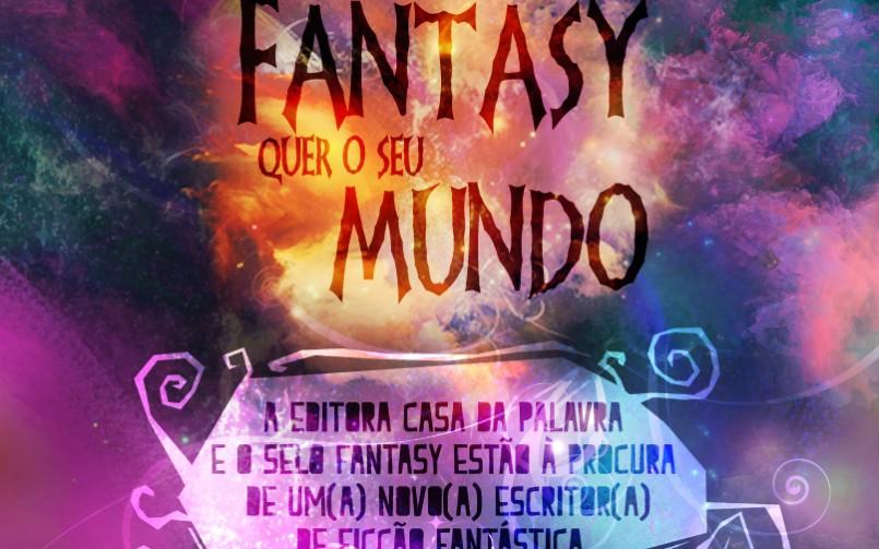 Fantasy anuncia concurso de literatura fantástica
