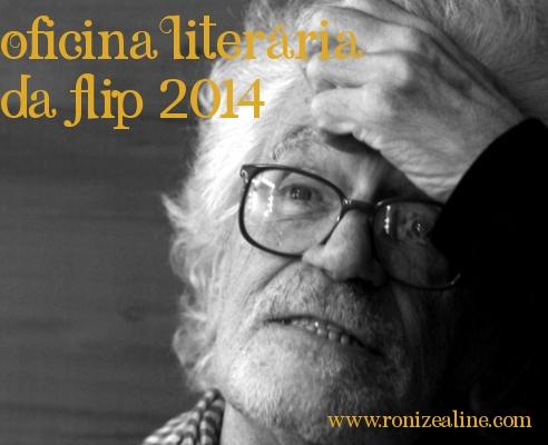 oficina literária da flip 2014 homenageia Eduardo Coutinho