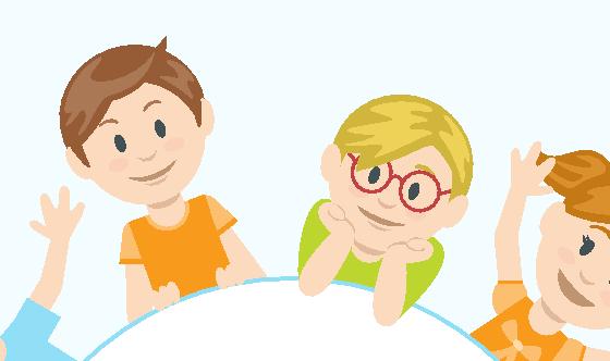 diálogos para crianças