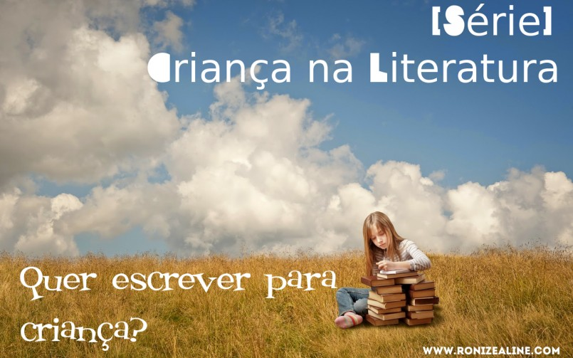 Quer escrever para criança?