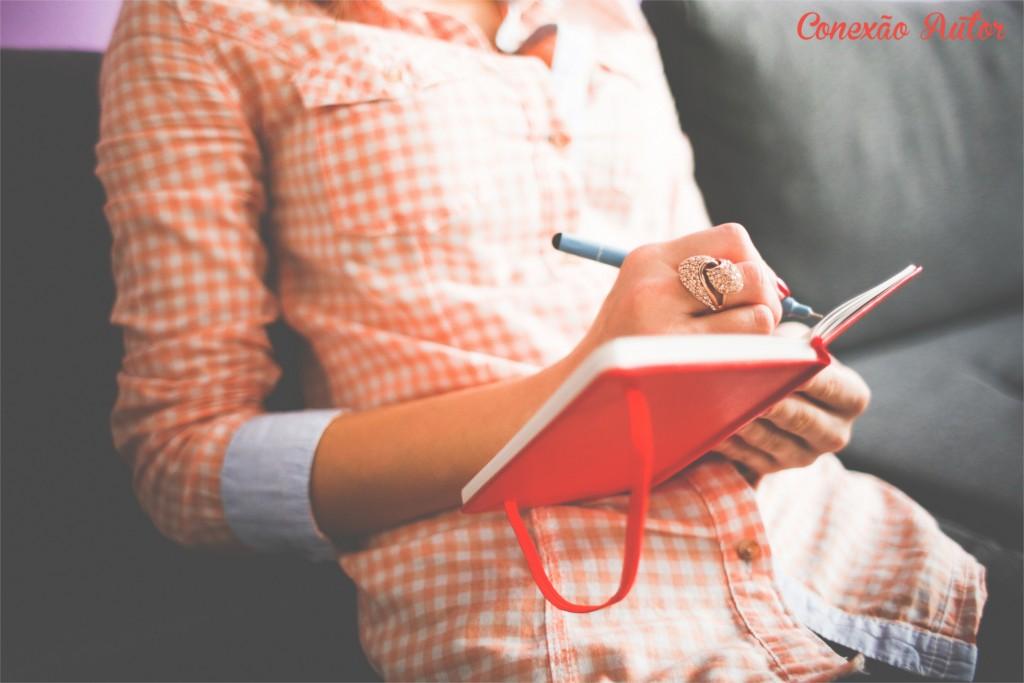 como criar um blog de autor