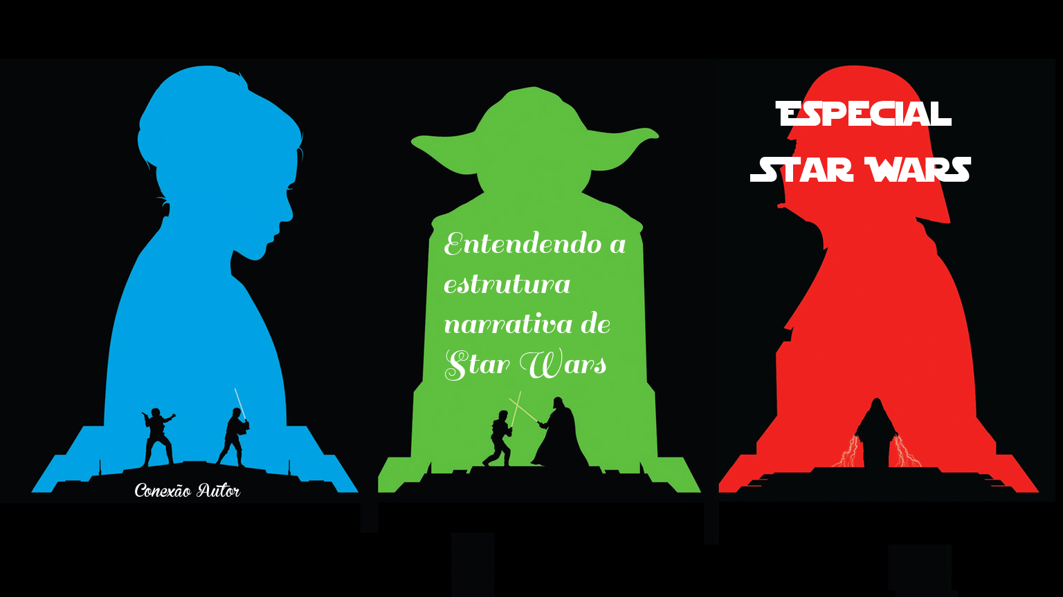 Entendendo a estrutura narrativa de Star Wars