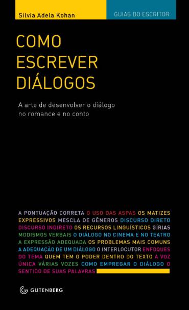 livros essenciais - como escrever diálogos