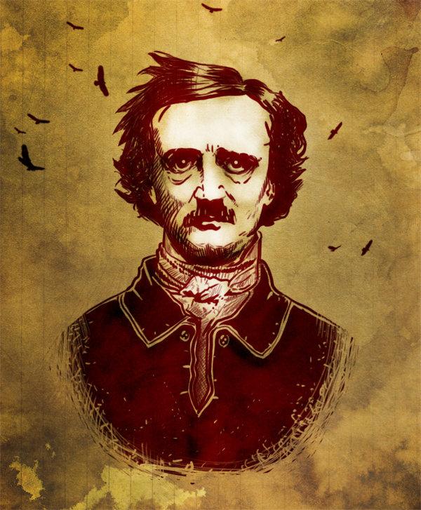 Edgar Allan Poe 12 meses de Poe