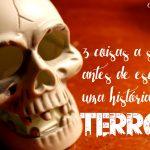 3 coisas a saber antes de escrever uma história de terror
