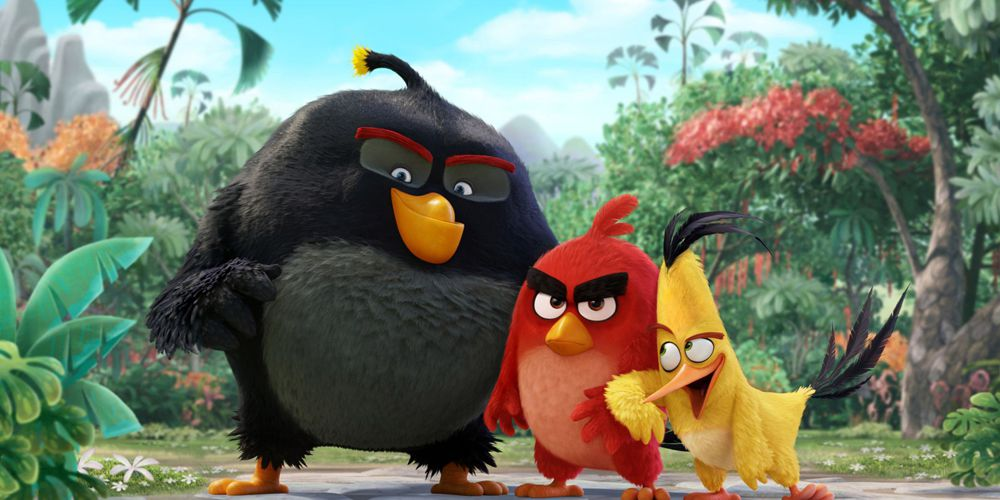 angry birds e estrutura narrativa