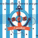 S.O.S. Escritor: socorro personalizado para seu projeto