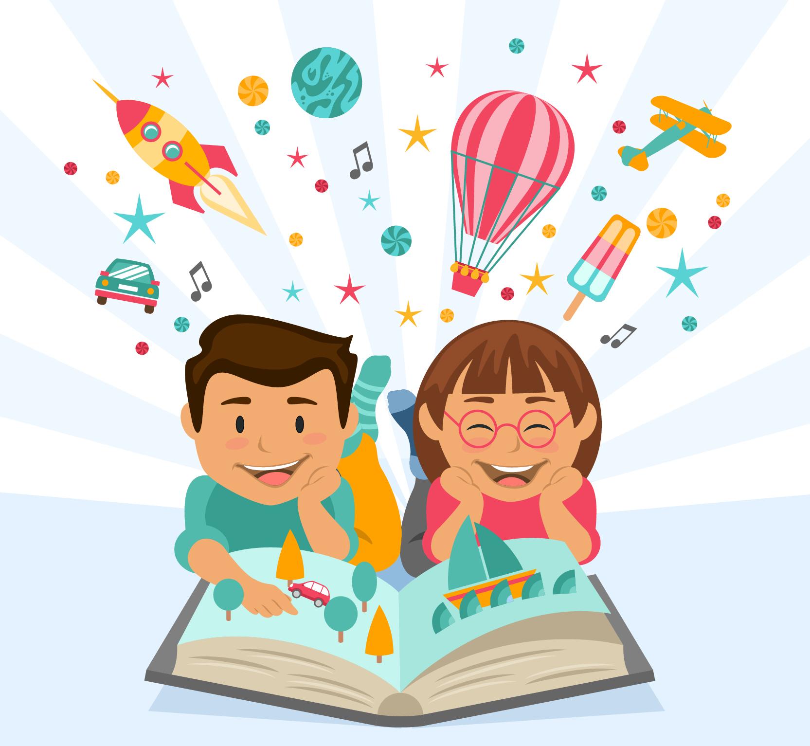 publicação de livros infantis