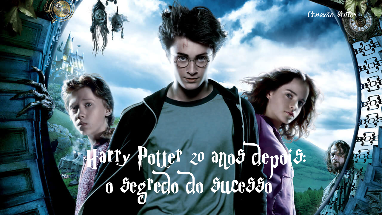 Harry Potter 20 anos depois