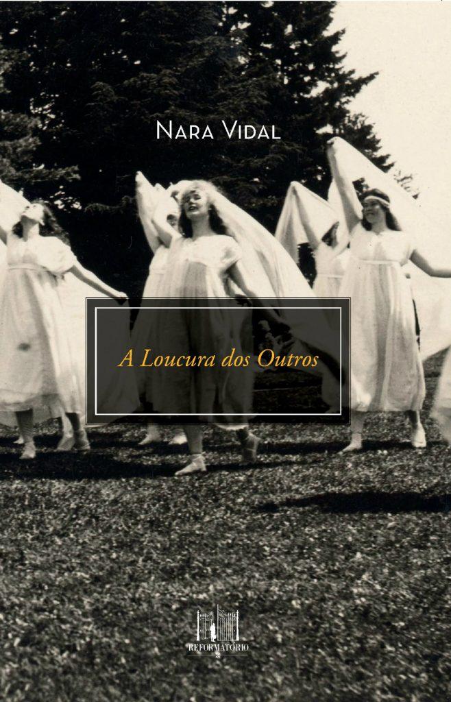 Livro de contos de Nara Vidal