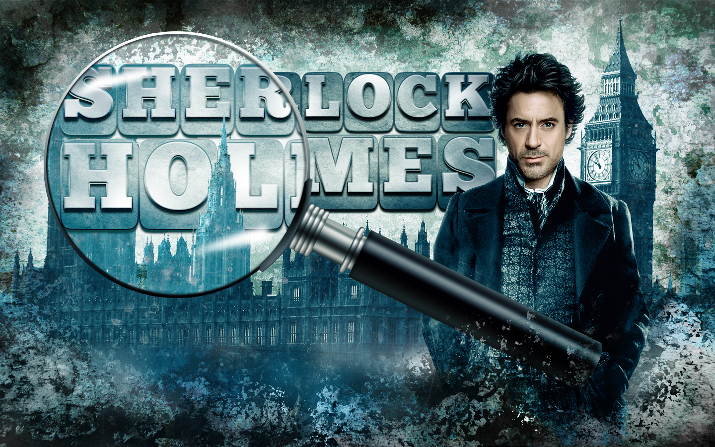 Sherlock Holmes, romance policial