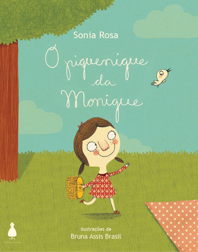 O piquenique da Monique, na Primavera dos Livros