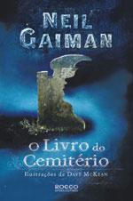 livro do cemitério, livros assustadores