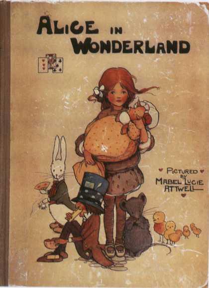 Alice por Mabel Lucie Attwell