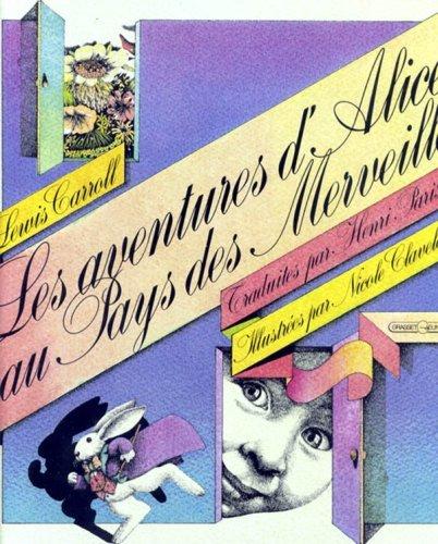 Alice edição francesa, 1974