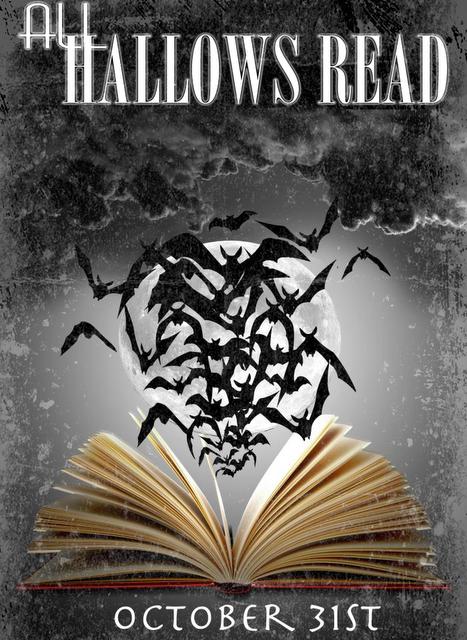 dê livros assustadores no halloween