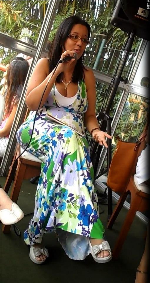Ana Cristina Melo na FLIST 2013