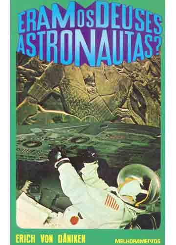 títulos, eram os deuses astronautas