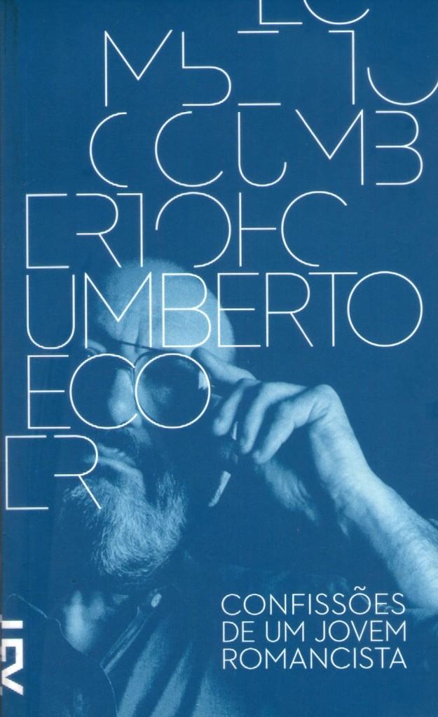 Confissões de um jovem romancista, de Umberto Eco