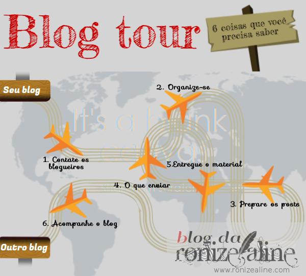 blog tour: 6 coisas que você precisa saber