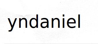 yndaniel, blogs parceiros