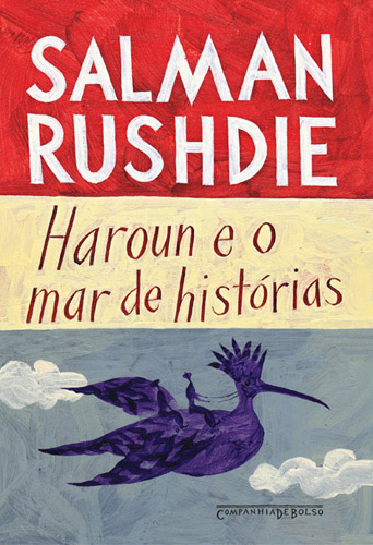 haroun e o mar de histórias, de Salman Rushdie - livros infantis obscuros
