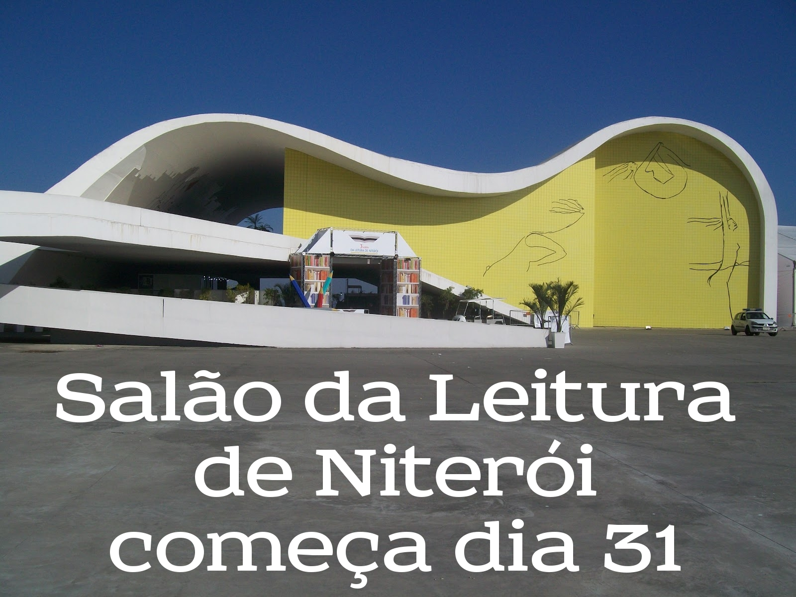 Salão da Leitura de Niterói