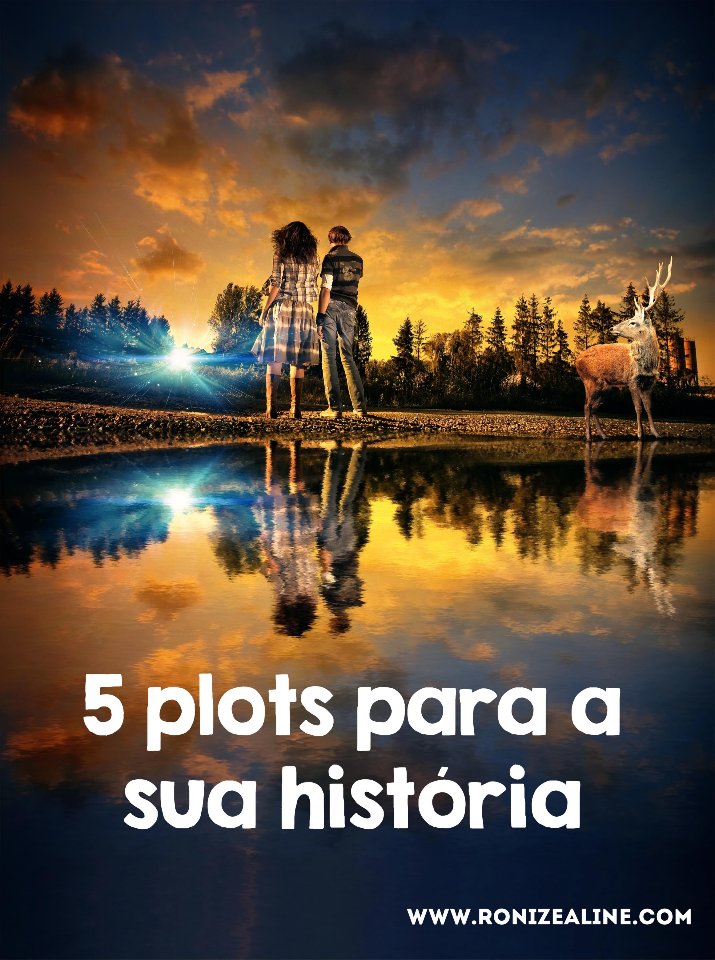 5 plots para sua história