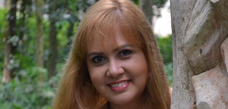 Patrícia Barboza, escritora