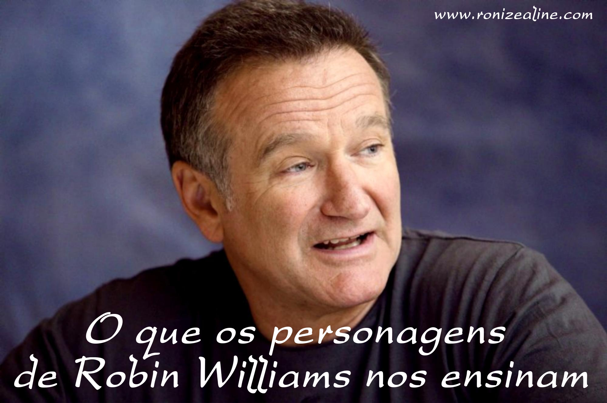 personagem de Robin Williams
