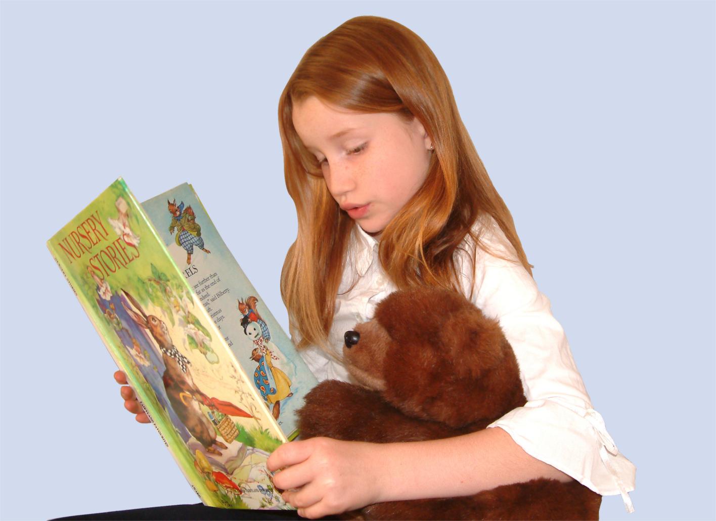 escrevendo para crianças