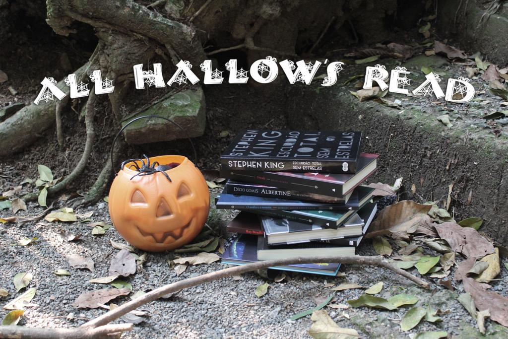 all hallow reads - livros de terror pra crianças