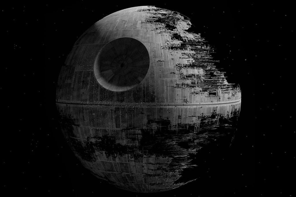 star wars - estrela da morte