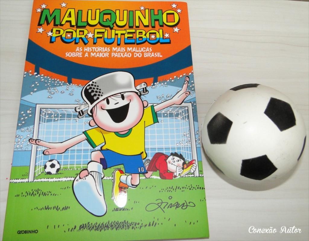 menino maluquinho por futebol