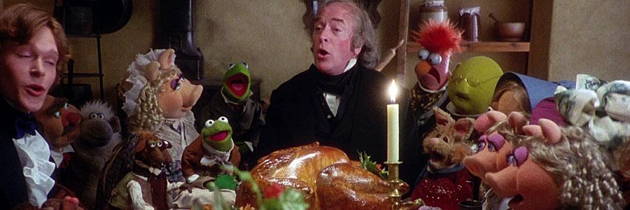 um conto de natal dos muppets
