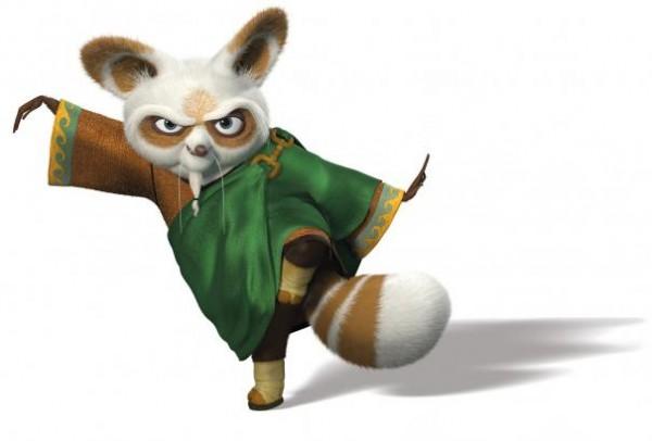 Mestre Shifu - Kung Fu Panda
